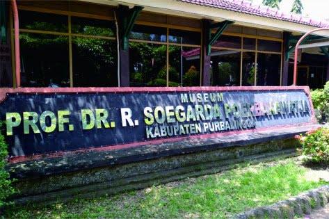 Museum Prof Dr R Soegarda Poerbakawatja Purbalingga